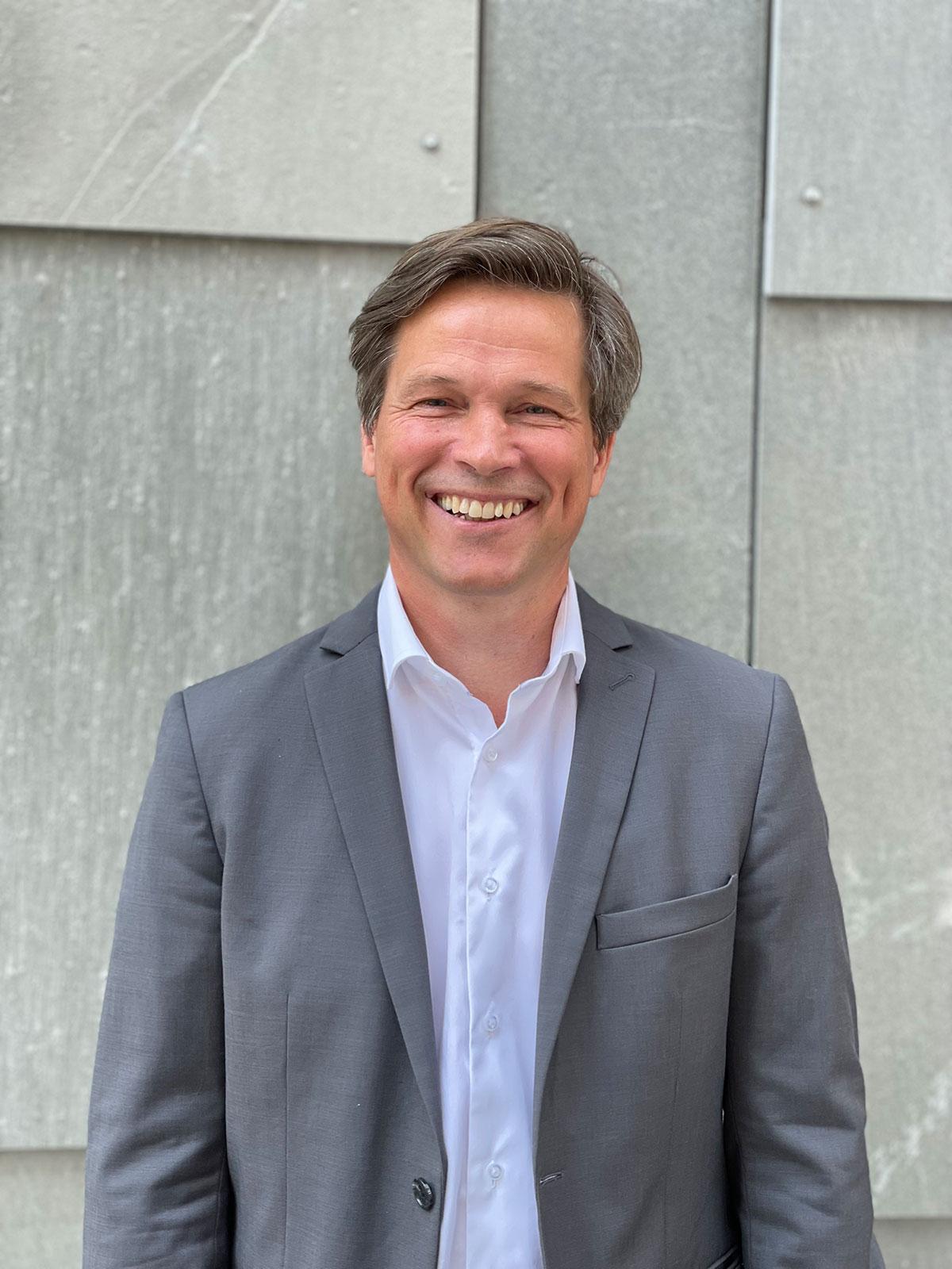 Leif Holst Jensen, daglig leder for Oslo Filmfond